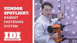How to Use a Ramset T3 to Fasten Continuous Insulation (Ramset Fastener Guide)