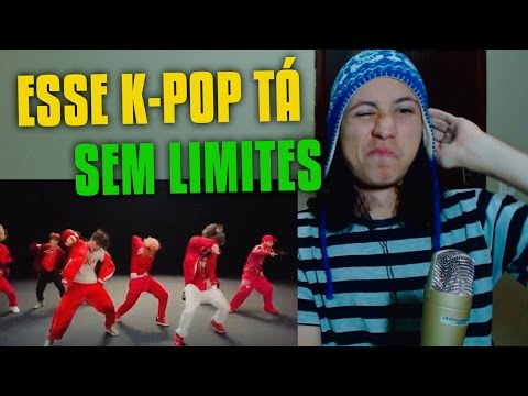 React 2032 NCT 127_無限的我 (무한적아;Limitless)_Music Video #2 Performance Ver.