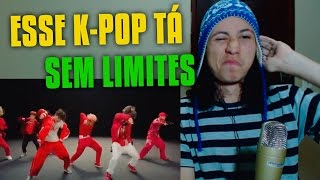React 2032 NCT 127_無限的我 (무한적아;Limitless)_Music Video #2 Performance Ver.