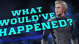 What If Quicksilver Survived in the MCU?