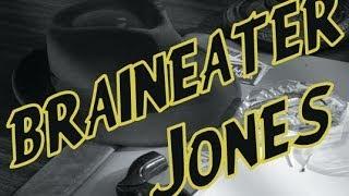 Braineater Jones - Audiobook trailer