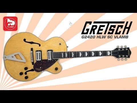 Полуакустическая гитара Gretsch Streamliner G2420