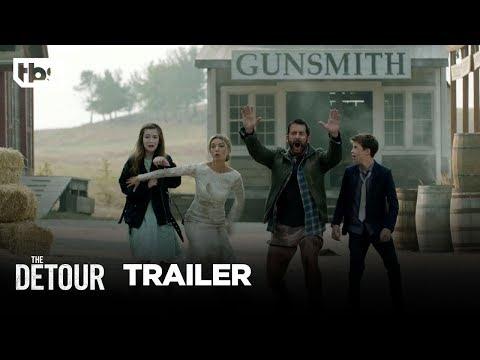 The Detour: Season 3 Premieres January 23, 2018 [TRAILER] | TBS