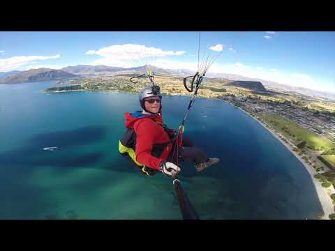 New Zealand 2017/18 - paragliding & more