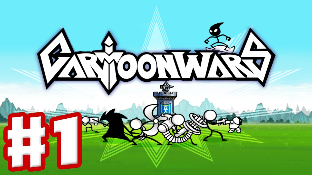 Cheat cartoon wars noRoot - YouTube