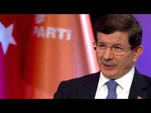 Davutoğlu 48 kanalda yayınlanan canlı yayında konuştu