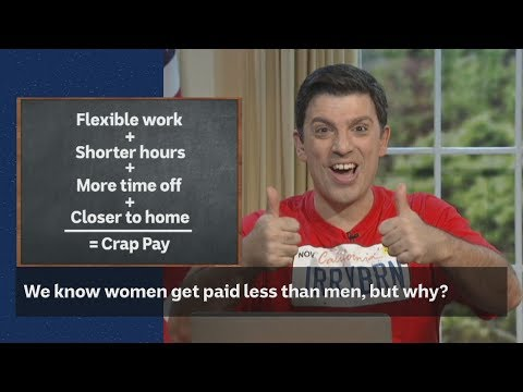 We know women get paid less than men, but why?