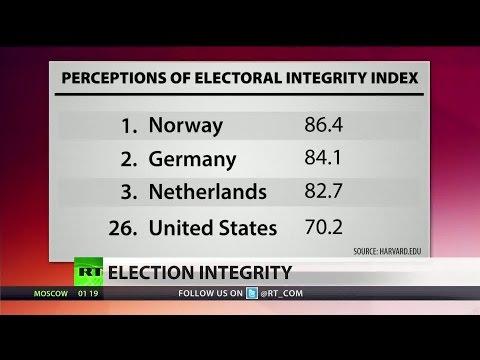 Mongolia, Rwanda, Micronesia, Grenada beat US in election integrity