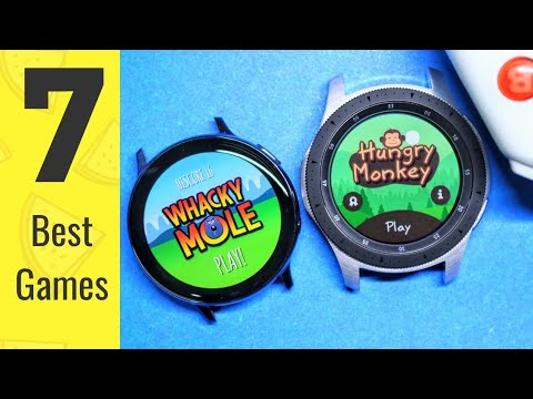7 Best Galaxy Watch / Watch Active 2 Games That You Must Try!