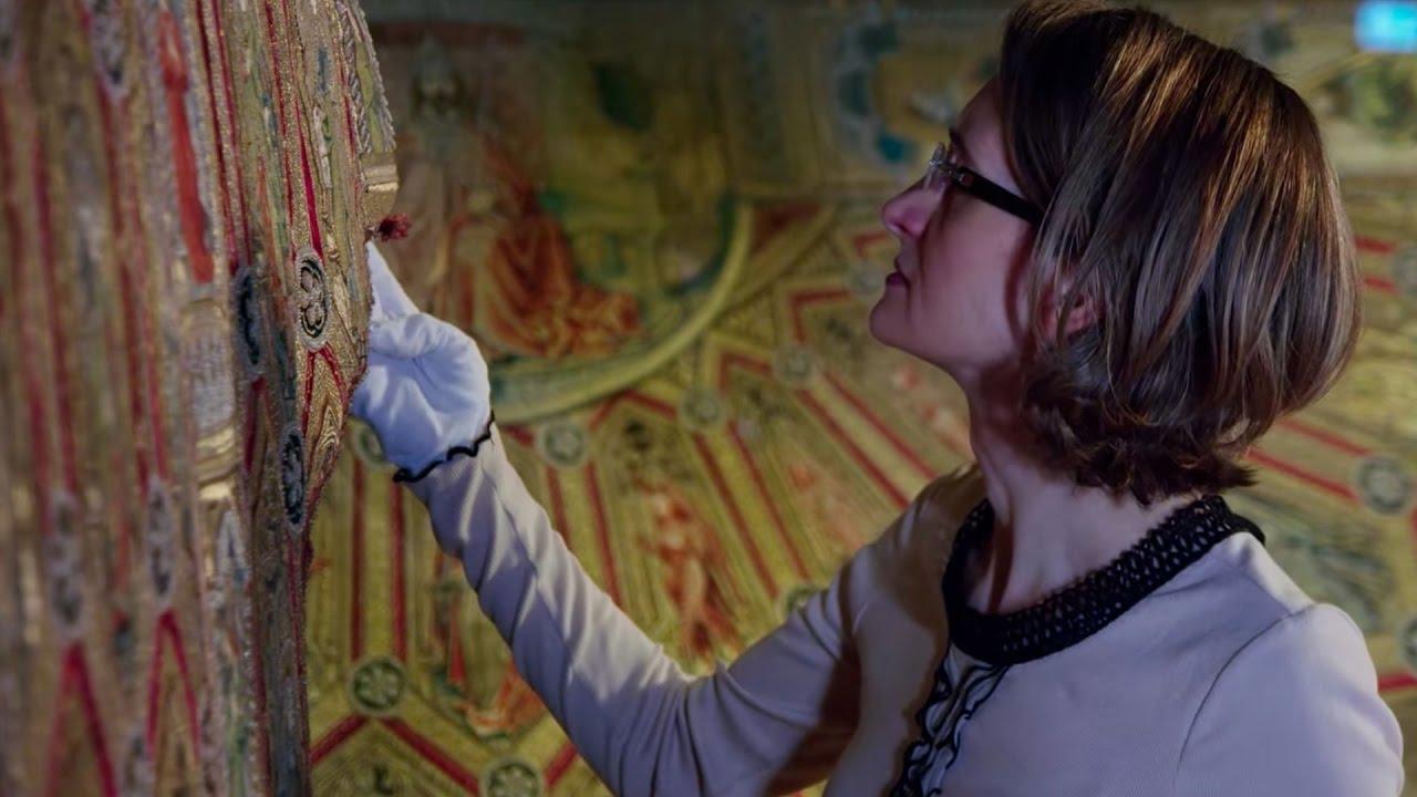 Textilek a Kincseskamrában - A nagy múzeum