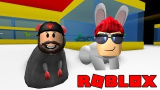 ADMIROS und GILATHISS RUN AWAY! | ROBLOX #admiros