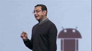 Google I/O 2010 - Keynote Day 2 Android Demo, pt. 5