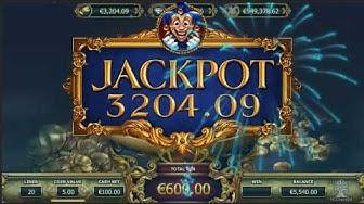 BIG WIN On Empire Fortune Slot Machine