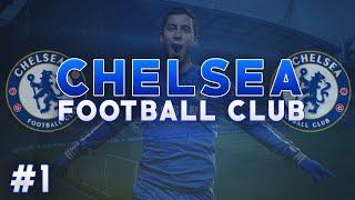 FIFA 15 - PS4 | Carrière Manager | Chelsea FC #1 : Les Transferts