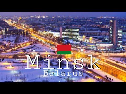 Minsk City , Ibu Kota Belarus ( Republic Of Belarus )