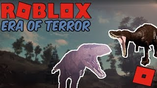 Roblox Era Of Terror - MASSIVE UPDATE! (NEW GROWTH SYSTEM + MAP EXPANSION!)