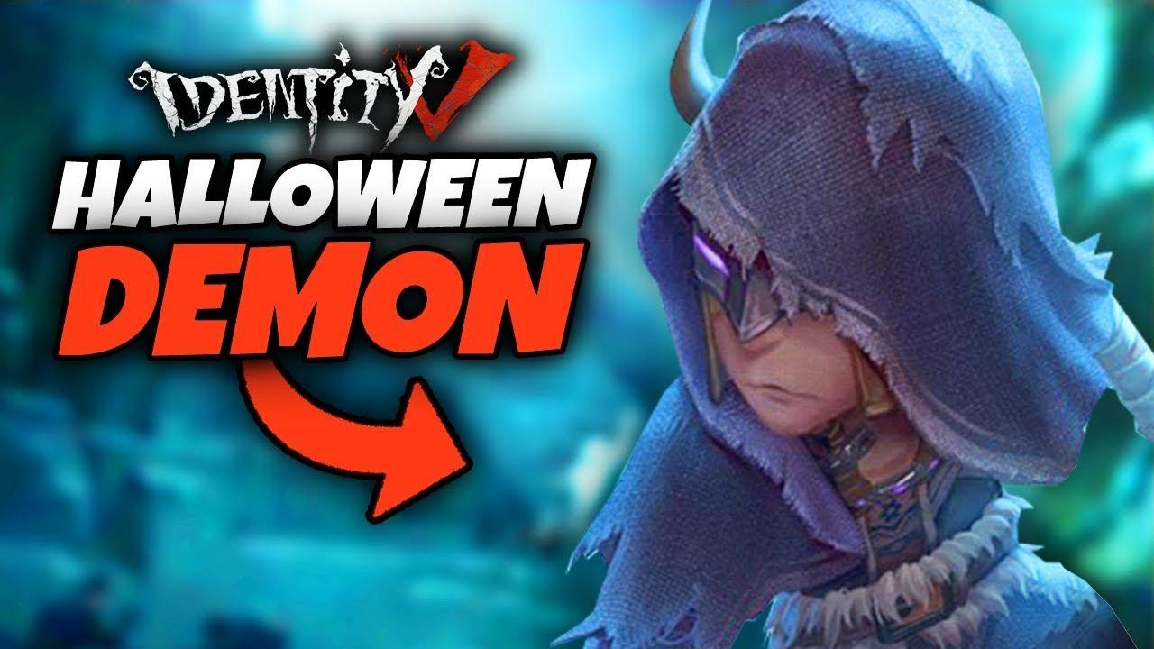identity v seer halloween costume