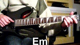 Агата Кристи - Сказочная тайга Тональность ( Еm ) Как играть на гитаре песню