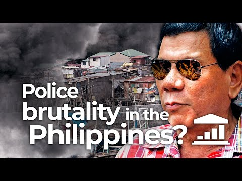 POLICE BRUTALITY, Crime and Drug TRAFFICKING in the PHILIPPINES - VisualPolitik EN