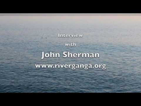 John Sherman discusses Ramana Maharshi