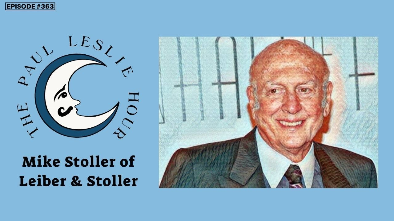 Mike Stoller Interview on The Paul Leslie Hour - YouTube