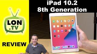 IPad 8th Generation Full Review - 10.2 - Apple's Entry Level IPad