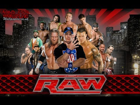wwe raw show download