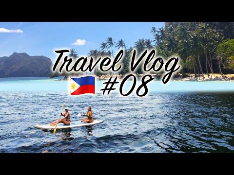 Quality Time Auf Den Philippinen EL NIDO - TRAVEL VLOG #07   Lovely LJ ♡