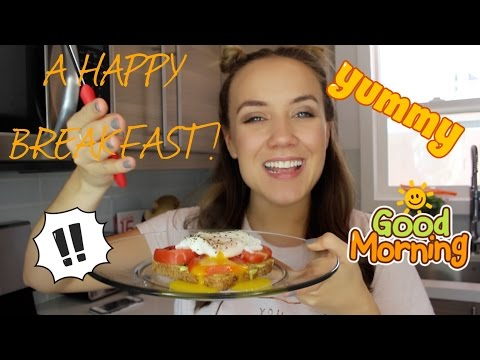 THE TASTIEST EASY BREAKFAST EVER  WANNABE HOUSEWIFE  JENNIFER VEAL