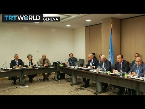 Syria Peace Talks: UN says over 5M Syrians fled country