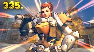 COOL BRIGITTE TRICK..!! | Overwatch Daily Moments Ep. 335 (Funny and Random Moments)
