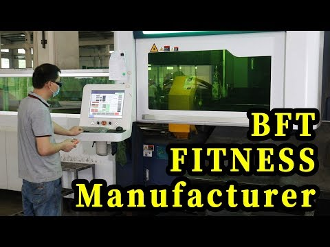 BFT FItness Equipment Manufacturer - China Gym Equipment Factory
