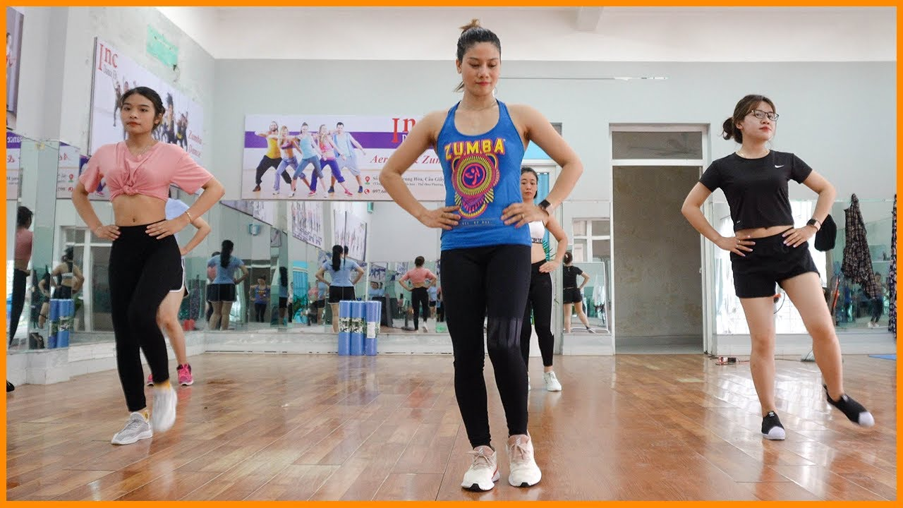 The Best 20 Minute Beginner Workout | Aerobic Reduction of Belly Fat Quickly | Zumba Class