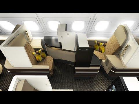 TOP 10 BEST BUSINESS CLASS AIRLINES IN THE WORLD