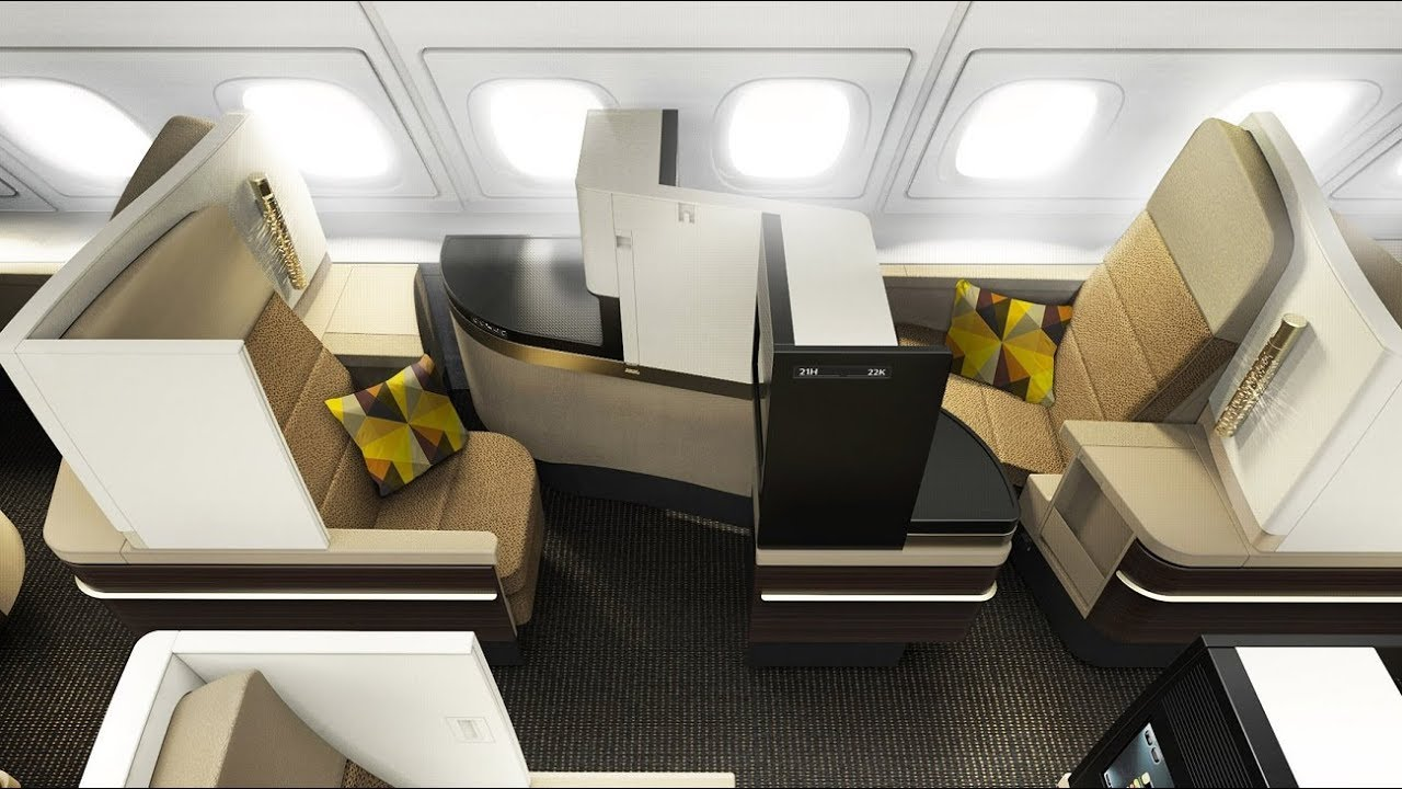 The 10 best business class airlines in the world according to Skytrax