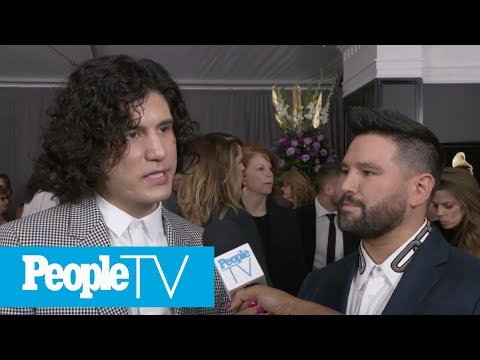 Dan + Shay On Winning Their First Grammy: 'We're Thankful Man, It's Crazy' | Grammys 2019 | PeopleTV Mp3