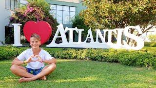 VLOG Limak Atlantis De Luxe Hotel Belek ТУРЦИЯ Обзор отеля без лишних слов