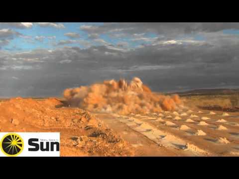 WALA Hard Rock Blasting Civil Construction  Pumped 14