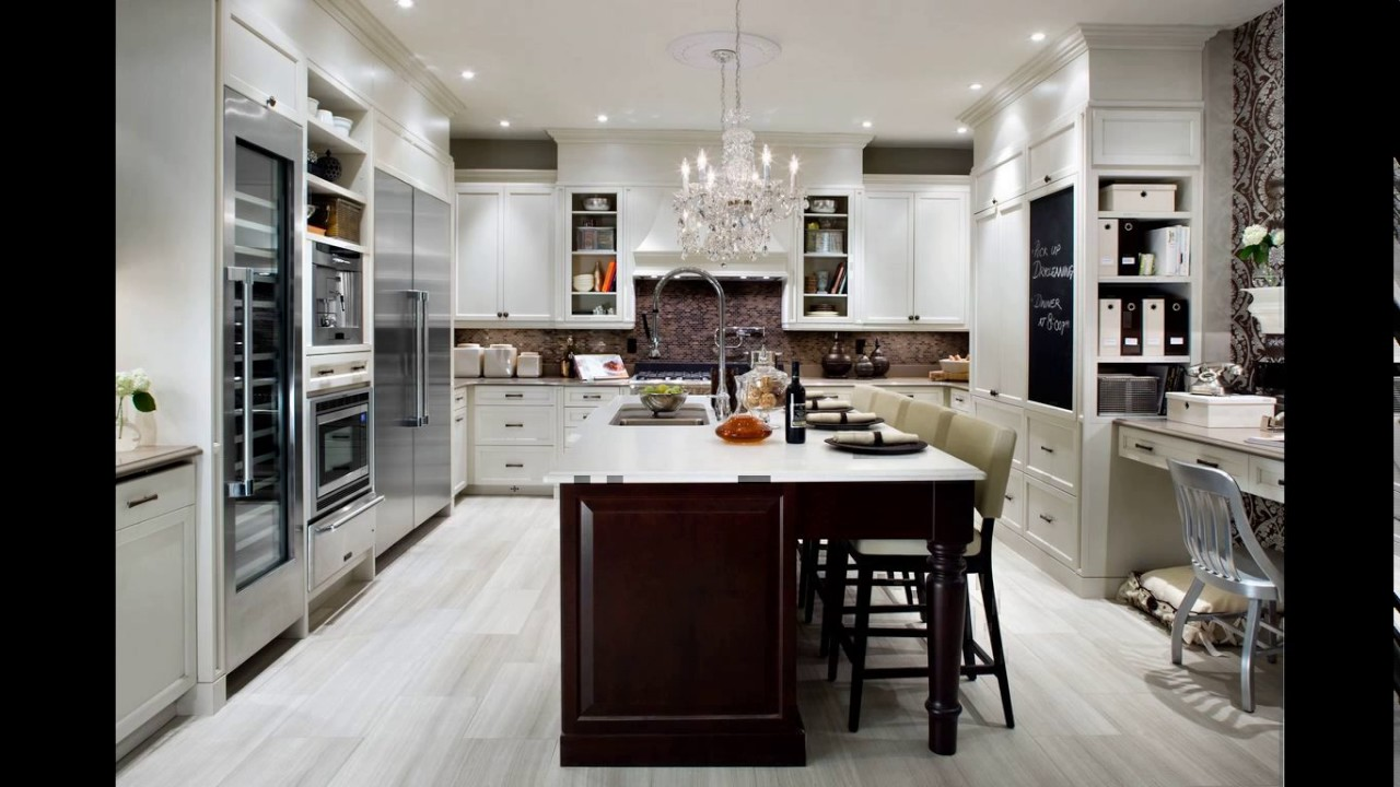 Candice olson divine design kitchens - YouTube