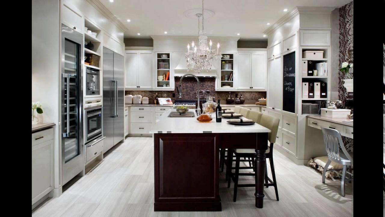 Candice olson divine design kitchens - YouTube