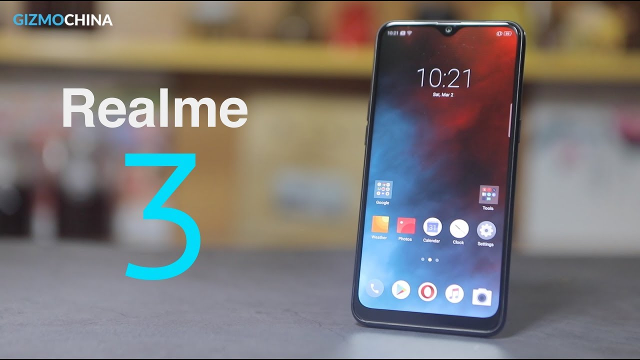 Realme 3 Review: A New Segment Leader is Here! - Gizmochina