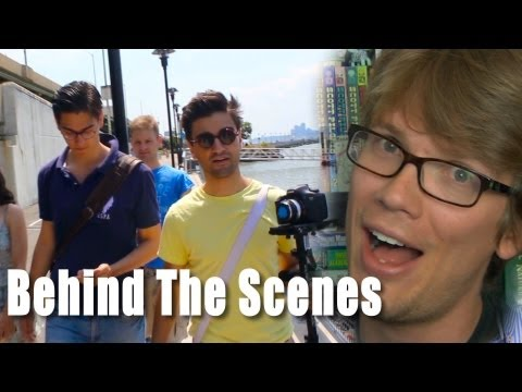 Tumblr The Musical: BEHIND THE SCENES | AVbyte