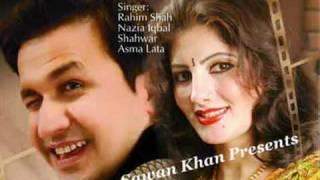 New Pashto Song Zulfe Ro Ro Arawa By Rahim Shah and Nazia Iqbal  HD    YouTube