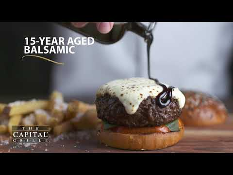 The Capital Grille's Wagyu & Wine Event