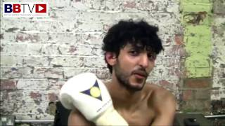 'Billy the Kid' Rehman goes to 8-0 eyes English title shot this year