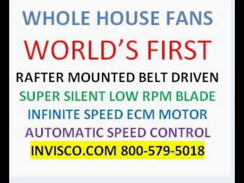 Whole House Fan Honcut