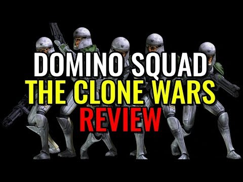 Domino Squad Arc - THE CLONE WARS REVIEW