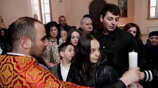 Крещение. Армянская церковь. Ижевск.