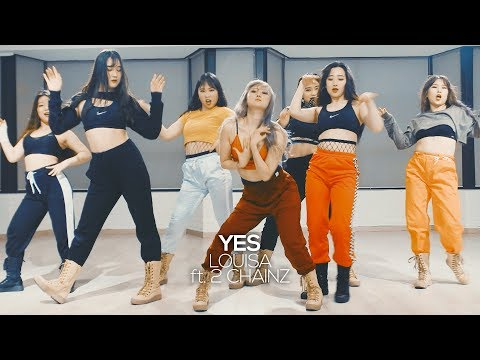 Louisa - YES ft. 2 Chainz : Gangdrea Choreography