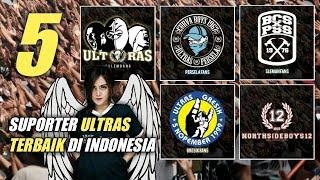 Download Video 5 Suporter Basis Ultras Terbesar di Indonesia MP3 3GP MP4